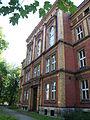 Budynek szkoły, obecnie II Liceum Ogólnokształcące im. Stanisława Staszica 04.JPG
