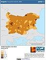 Bulgaria Population Density, 2000 (5457617598).jpg