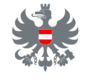 Coat of arms of Austria, depicting the black eagle.