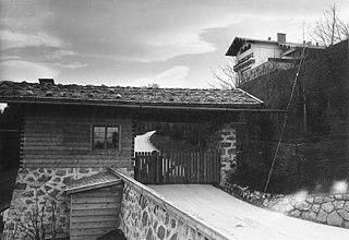 Berghof (residence) Adolf Hitlers Bavarian residence