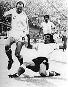 Bundesarchiv Bild 183-N0615-0029, Fußball-WM, VR Polen - Argentinien 3-2