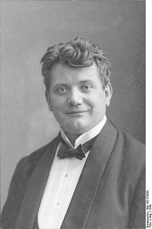 Gardelegen - Otto Reutter