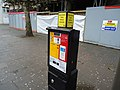 Bus ticket machine, Uxbridge Road, London W5 - geograph.org.uk - 2215390.jpg