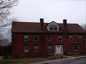 Butler Block - Image: Butler Block Uxbridge, MA