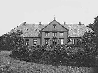 Bygdøy Royal Estate - Image: Bygdøy Royal Estate 1903