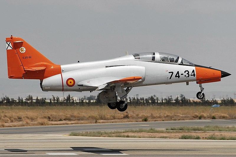 File:CASA C-101EB Aviojet.jpg
