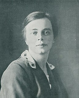 Christine Buisman Dutch botanist