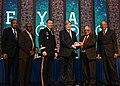 CG Wins receives BEYA 2018 Stars and Stripes Award (25306575767).jpg