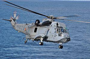 Sikorsky Aircraft - Image: CH 124 Sea King