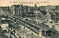 CM 215 - PARIS - Le Métropolitain - Boulevard Pasteur - L'Avenue de Breteuil et les Invalides.JPG