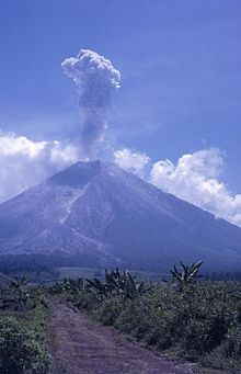 List of volcanoes - Simple English Wikipedia, the free ...
