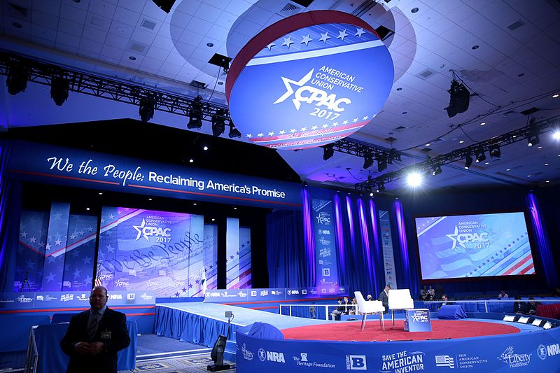 CPAC stage (32236785504).jpg