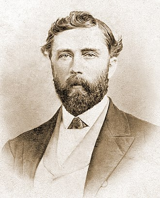Theodore Judah - T.D. Judah c1862