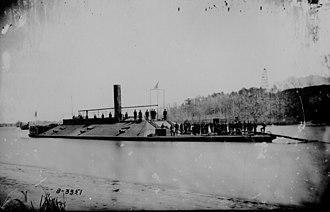 CSS Virginia II - Image: CSS Virginia II
