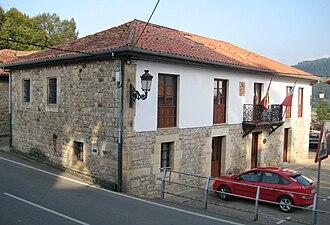 Cabuérniga - Cabuérniga's City Hall.
