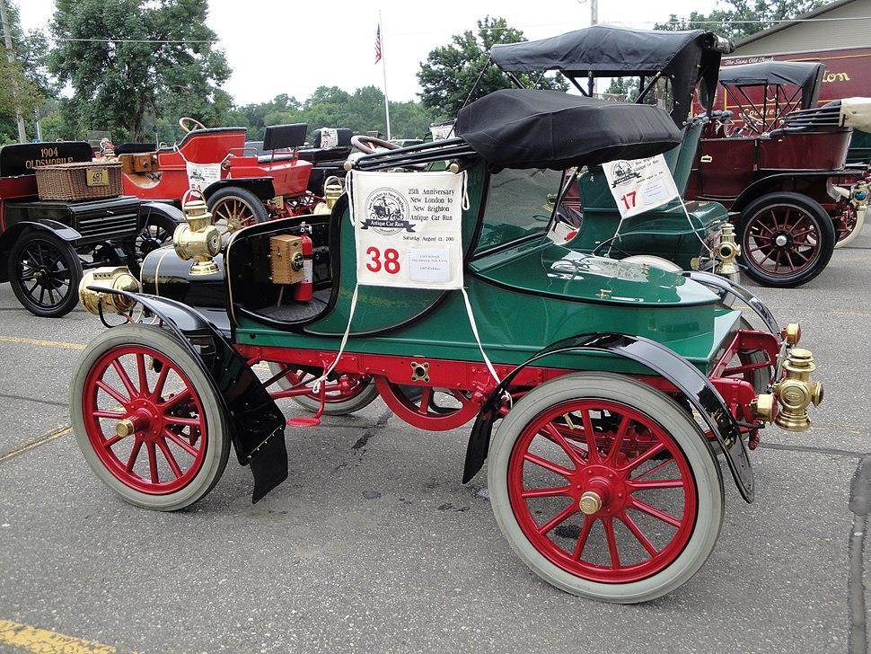 Cadillac Model K Runabout (6037133022)