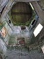 Caister Castle - view up the tower - geograph.org.uk - 808704.jpg