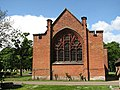 Caister cemetery chapel - geograph.org.uk - 807641.jpg