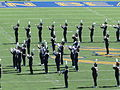 Cal Band performing at UC Davis at Cal 2010-09-04 6.JPG