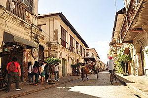 Vigan - Calle Crisologo