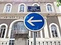 Caluire-et-Cuire - Chemin de Wette-Faÿs, plaque.jpg