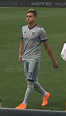 finest selection 527eb 24f0d Diego Campos (Costa Rican footballer) - Wikipedia
