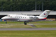 Canadair Challenger 601-3A Czech Republic - Air Force, LUX Luxembourg (Findel), Luxembourg PP1275922611.jpg