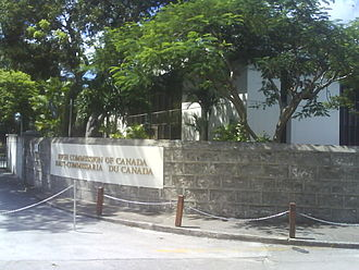 High Commission of Canada in Barbados - Canadian High Commission (in Bridgetown)