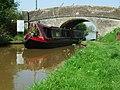 Canal narrow boat - geograph.org.uk - 795283.jpg