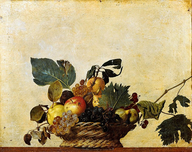 Basket of Fruit (Caravaggio)