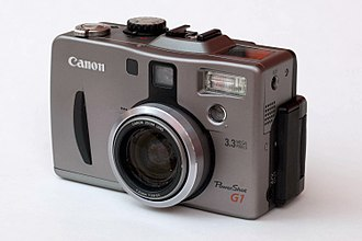 Canon PowerShot G - Image: Canon G1 Power Shot (colour and levels)