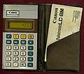 Canon Palmtronic LC-8M bought 1978.jpg