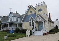 CapeCharles-church-library.JPG