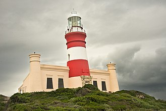 L'Agulhas - The Cape Agulhas Lighthouse