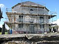 Capel Hermon under scaffolding - geograph.org.uk - 524021.jpg