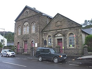 Cwm Rhondda - Capel Rhondda, Hopkinstown