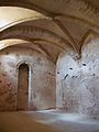 Capella inferior de sant Martí, cartoixa de Valldecrist.JPG