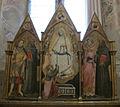 Cappella guasconi, trittico di niccolò di pietro gerini.JPG