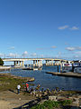 Captain Cook Bridge, from Riverside Drive, Sans Souci, New South Wales (2010-07-25) 03.jpg