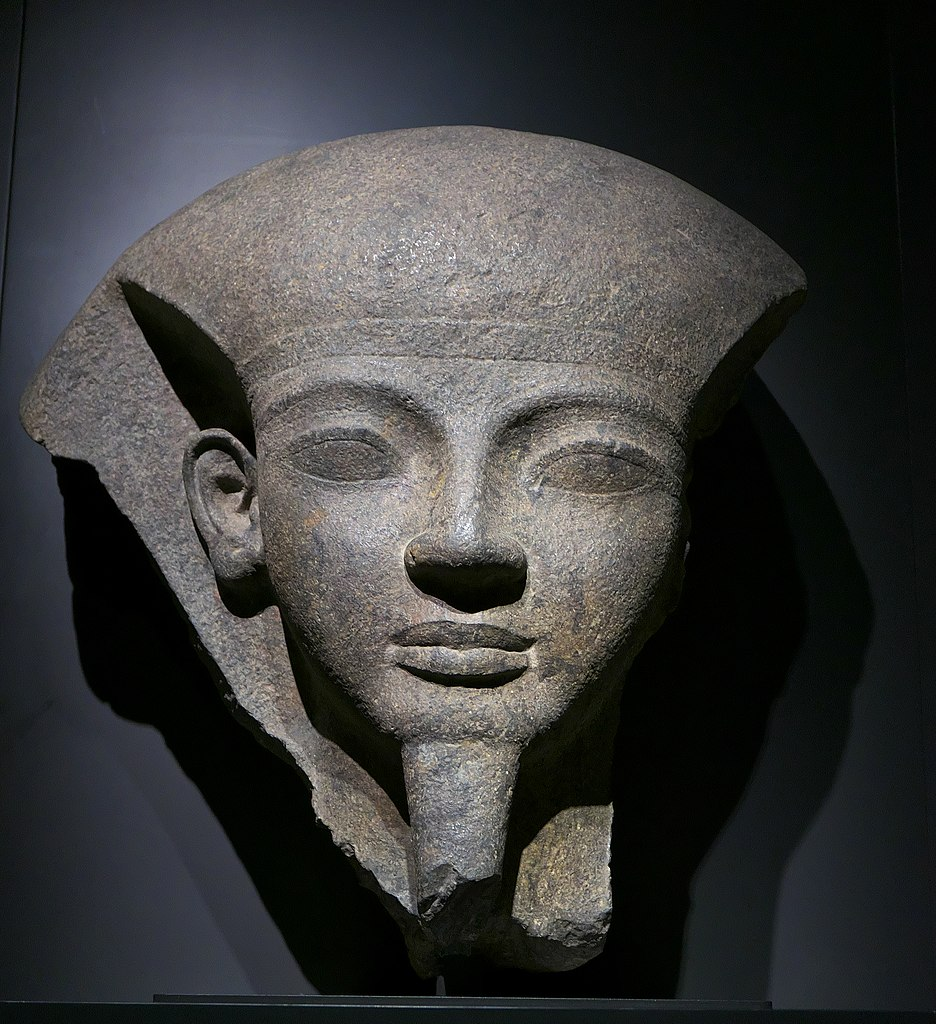 File:Cara del sarcófago de Ramsés VI (British Museum).jpg - Wikimedia Commons