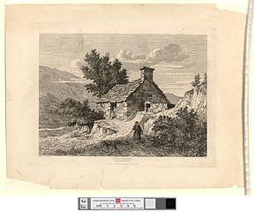 Cardiganshire: near Aberystwith