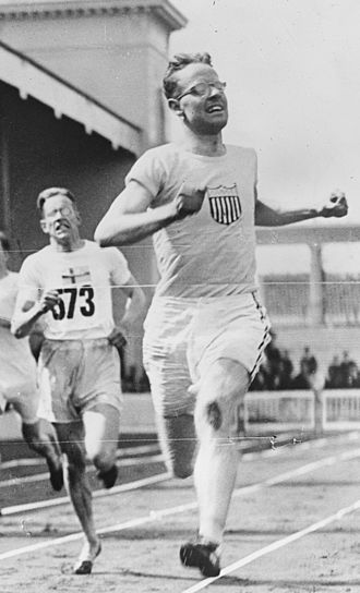 Frank Loomis - Frank Loomis at the 1920 Olympics