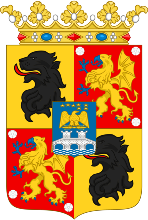 Prince Carl Bernadotte - Image: Carl bernadotte arms