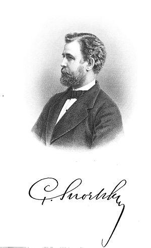 Carl Snoilsky - Carl Snoilsky (1841-1903).