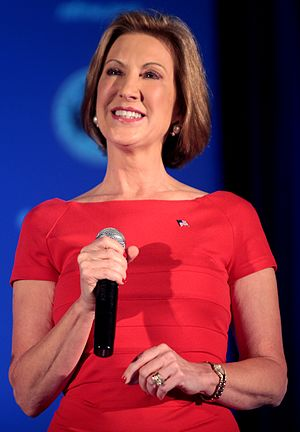 Women in conservatism in the United States - Carly Fiorina