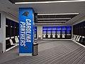 Carolina Panthers logo at Tottenham Hotspur Stadium.jpg
