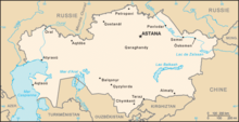 Description de l'image Carte_Kazakhstan.png.