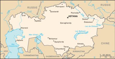 Kazakhstan — Wikipédia
