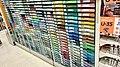 Cartulinas de Diferentes Colores en Tokyu Hands (51005628500).jpg