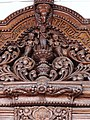 Carved Adornment above Entrance - Gey Gar (Traditional House) - Now City Museum - Harar - Ethiopia (8754137648).jpg